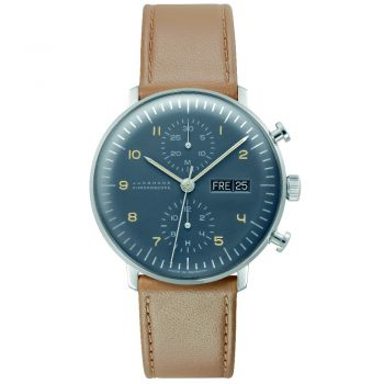 Max Bill by Junghans Chronoscope Herrenuhr 027/4501.00