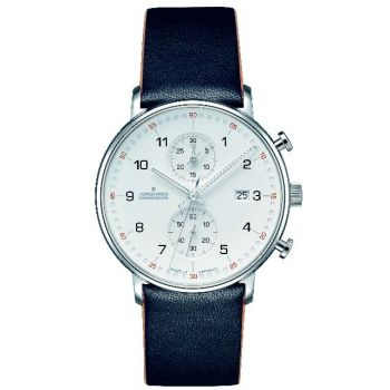 Junghans Herrenuhr Form C Chronoscope 041/4771.00