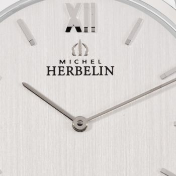 Michel Herbelin Herrenuhr City 17415/12MA